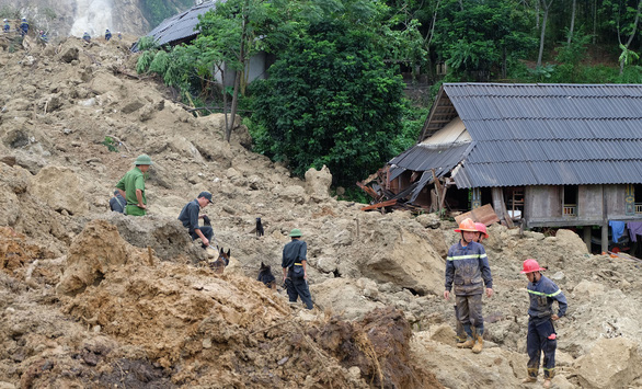 Việt Nam và Trung Quốc hợp tác chia sẻ về dự báo, cảnh báo thiên tai - Ảnh 1.