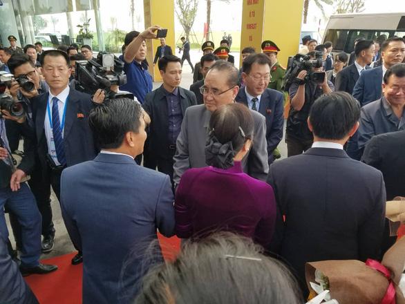 Phái đoàn Triều Tiên thăm tập đoàn Vingroup tại Hải Phòng - Ảnh 1.