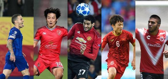 Xuân Trường sánh vai Fellaini trong Top 10 ngôi sao AFC Champions League - Ảnh 1.