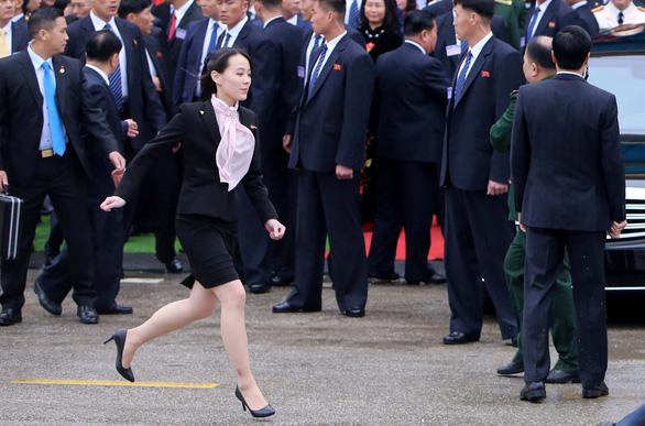 Bí ẩn cô em gái của ông Kim Jong Un - Ảnh 3.