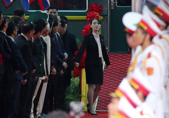 Bí ẩn cô em gái của ông Kim Jong Un - Ảnh 1.