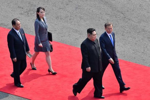 Bí ẩn cô em gái của ông Kim Jong Un - Ảnh 7.
