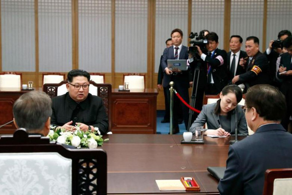 Bí ẩn cô em gái của ông Kim Jong Un - Ảnh 8.