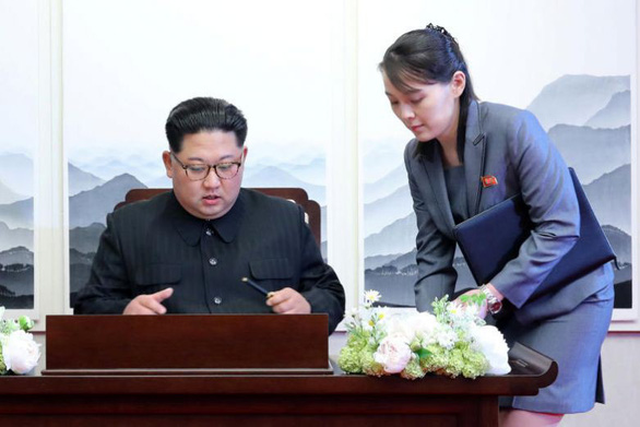 Bí ẩn cô em gái của ông Kim Jong Un - Ảnh 9.