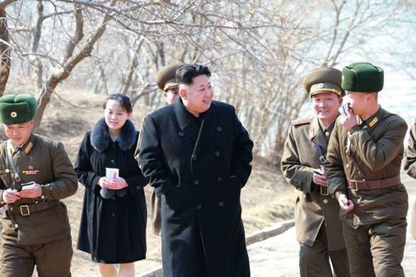 Bí ẩn cô em gái của ông Kim Jong Un - Ảnh 5.