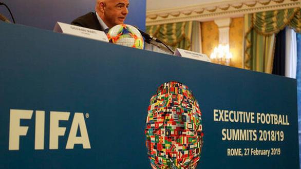 Tháng 6-2019: FIFA sẽ chốt lại số đội dự World Cup 2022 - Ảnh 1.