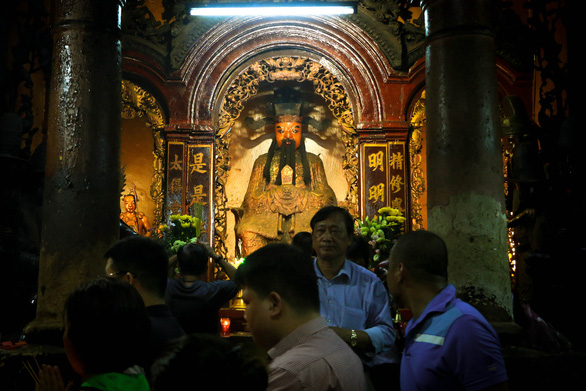 Du xuân ở 4 ngôi chùa cổ kính chốn Sài thành - Ảnh 1.