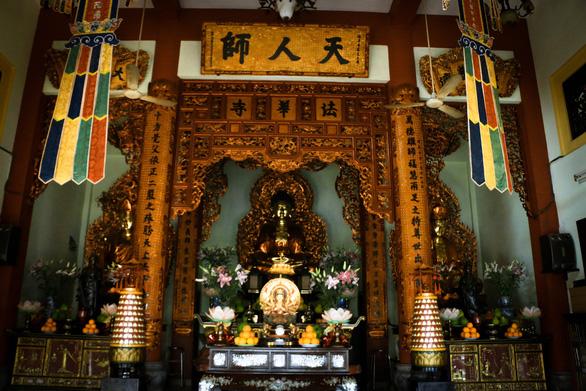 Du xuân ở 4 ngôi chùa cổ kính chốn Sài thành - Ảnh 9.