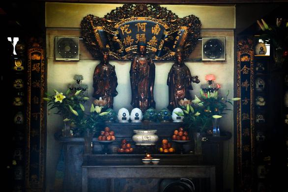 Du xuân ở 4 ngôi chùa cổ kính chốn Sài thành - Ảnh 10.