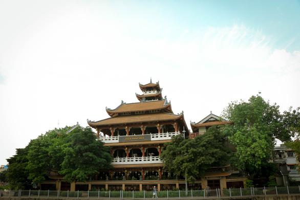 Du xuân ở 4 ngôi chùa cổ kính chốn Sài thành - Ảnh 11.