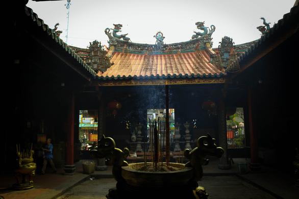 Du xuân ở 4 ngôi chùa cổ kính chốn Sài thành - Ảnh 12.