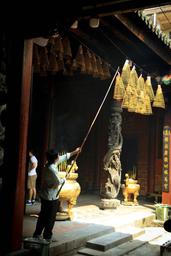 Du xuân ở 4 ngôi chùa cổ kính chốn Sài thành - Ảnh 14.