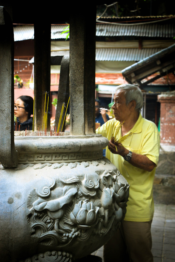 Du xuân ở 4 ngôi chùa cổ kính chốn Sài thành - Ảnh 3.