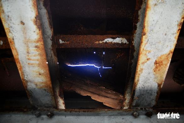 Sẽ tháo dỡ, thanh lý cầu xe lửa Bình Lợi 117 năm tuổi - Ảnh 6.