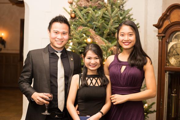 Du học sinh Mỹ, Canada giữa giá rét kỉ lục vẫn ấm nồng Tết Việt - Ảnh 3.