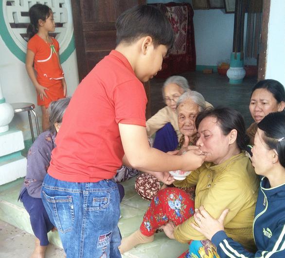 Nhân viên bán xăng bị cướp sát hại: Tang tóc ngày 30 Tết - Ảnh 3.