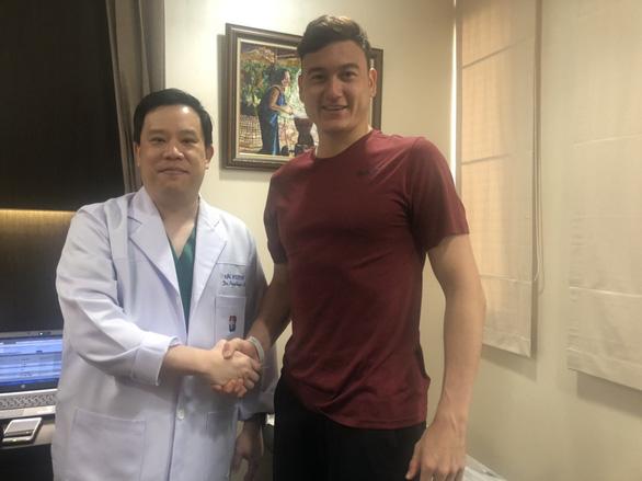 Đặng Văn Lâm kiểm tra y tế thành công ở Muangthong United - Ảnh 1.
