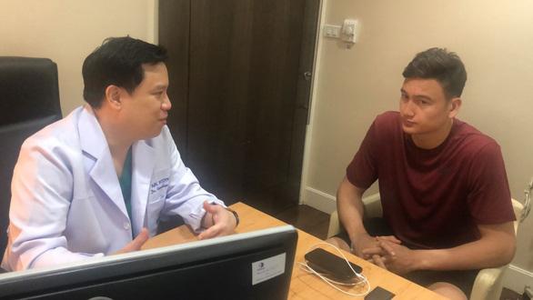 Đặng Văn Lâm kiểm tra y tế thành công ở Muangthong United - Ảnh 4.