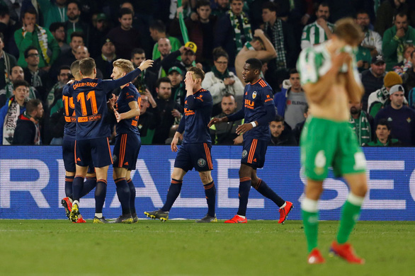 Joaquin ghi bàn từ chấm phạt góc, Real Betis vẫn bị cầm chân - Ảnh 2.
