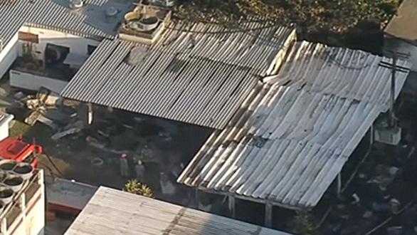 Cháy lò đào tạo bóng đá nổi tiếng Brazil: 10 người chết, 3 bị thương - Ảnh 1.