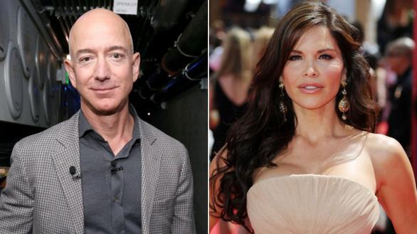 Tỉ phú Jeff Bezos bị dọa tung ảnh nhạy cảm 'dưới thắt lưng' - Ảnh 1.