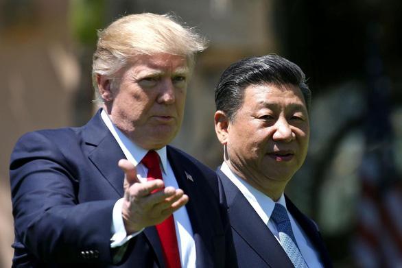 Ông Trump nói không gặp ông Tập để thương thảo về cuộc chiến thương mại - Ảnh 1.