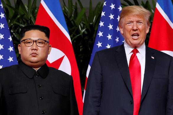 Ông Trump nói sẽ gặp ông Kim Jong Un tại Hà Nội - Ảnh 1.