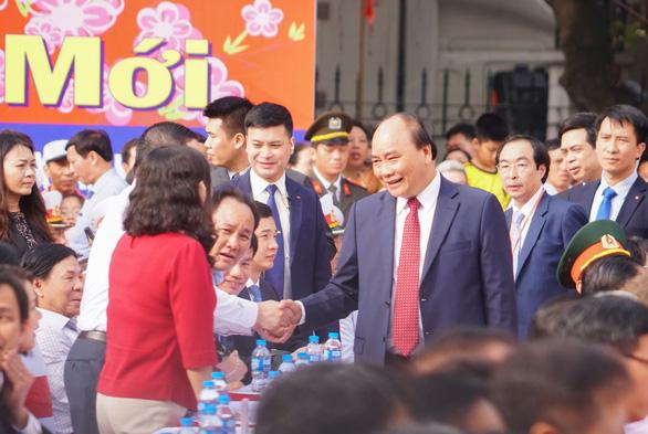 Thủ tướng trao Bằng xếp hạng Di tích Quốc gia đặc biệt Gò Đống Đa - Ảnh 2.