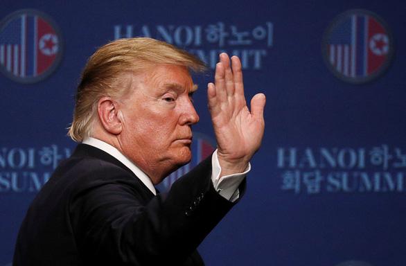 Ông Trump trút nỗi lòng trên Fox News về thượng đỉnh - Ảnh 1.