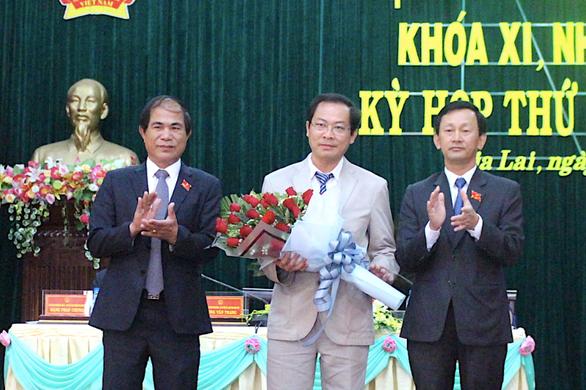 Gia Lai có tân phó chủ tịch UBND tỉnh - Ảnh 1.