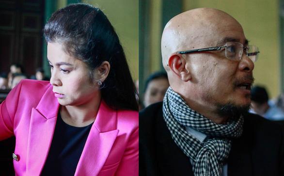 Vợ chồng vua cà phê Trung Nguyên cùng kháng cáo bản án  - Ảnh 1.