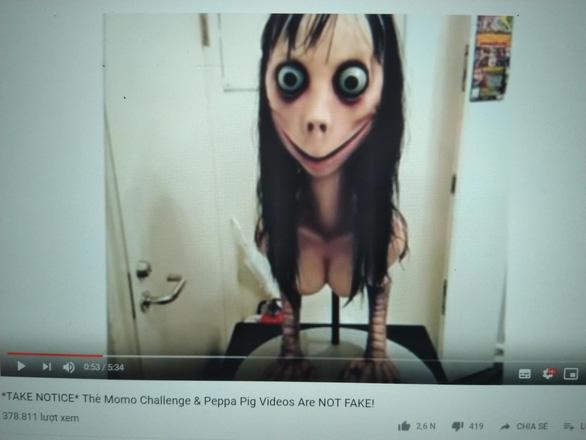 Gỡ bỏ video hướng dẫn trẻ em tự sát trên YouTube - Ảnh 1.