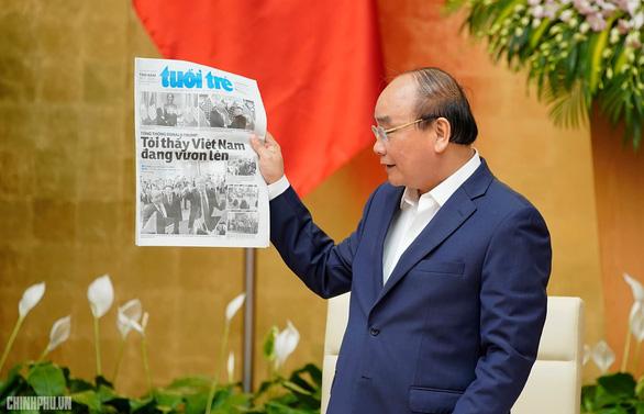 Thủ tướng: Việc tổ chức Thượng đỉnh Mỹ - Triều được quốc tế đánh giá cao - Ảnh 1.