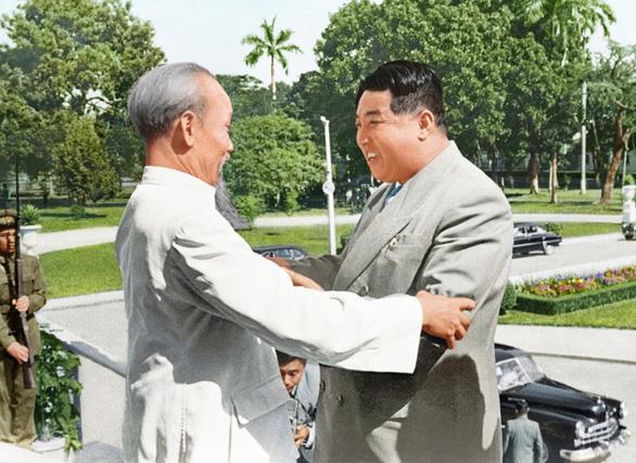 Việt Nam - Triều Tiên: Những dấu mốc lịch sử khó quên - Ảnh 2.