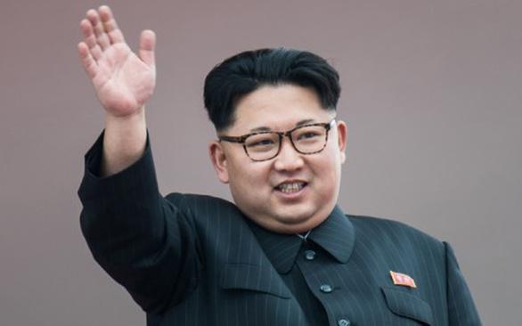 Nhà lãnh đạo Triều Tiên Kim Jong Un