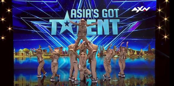 Mãn nhãn với tiết mục nhảy của Việt Nam tại Asias Got Talent 2019 - Ảnh 1.