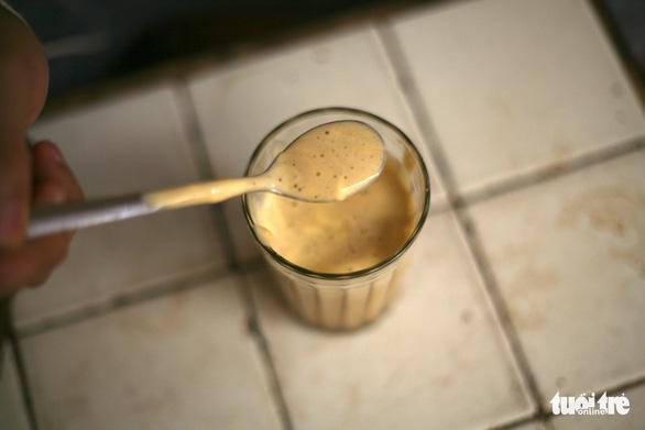 Cà phê Giảng sau thượng đỉnh Mỹ - Triều: 99,9% khách gọi cà phê trứng - Ảnh 1.