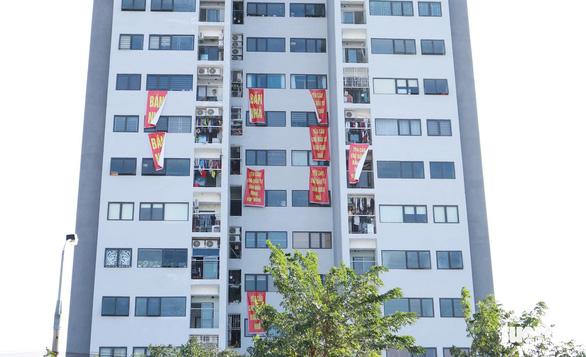 Khởi tố vụ phá hoại ở chung cư bị dân 'tố' kém chất lượng - Ảnh 2.