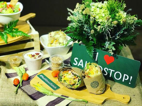 """""""SaladStop!"""" khai trương cửa hàng đầu tiên tại Việt Nam - Ảnh 1."""