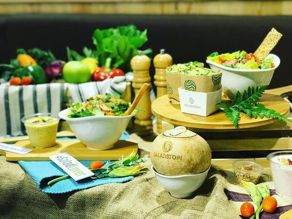 """""""SaladStop!"""" khai trương cửa hàng đầu tiên tại Việt Nam - Ảnh 2."""