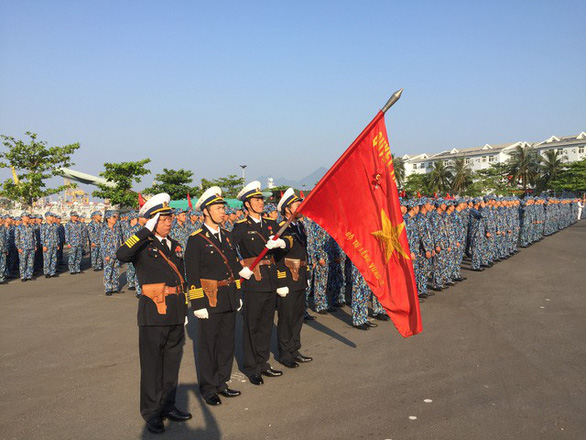 Huấn luyện để bảo vệ vững chắc chủ quyền biển đảo - Ảnh 6.