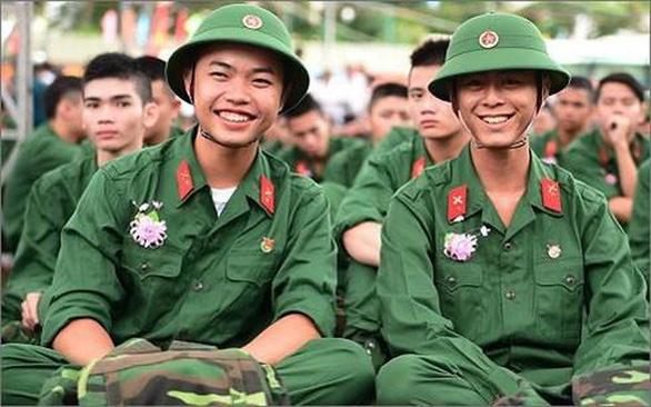 Đề xuất tuyển sinh đào tạo trung cấp chuyên nghiệp quân sự - Ảnh 1.