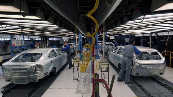 Sản lượng xe mới tại Anh giảm tháng thứ tám liên tiếp - Ảnh 1.