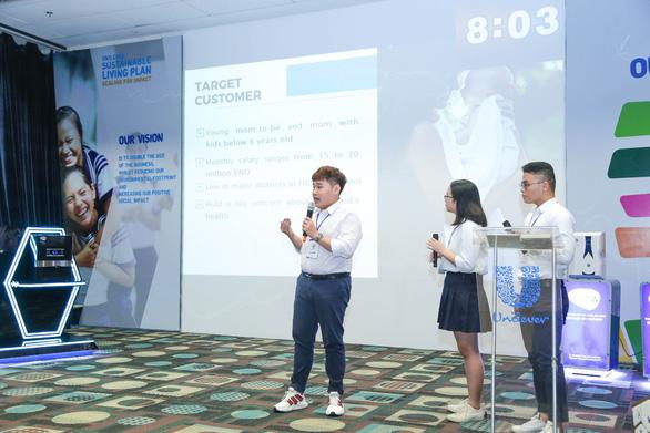 Cuộc thi ý tưởng kinh doanh từ Unilever trở lại với nhiều mới lạ - Ảnh 1.