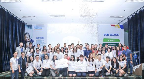 Cuộc thi ý tưởng kinh doanh từ Unilever trở lại với nhiều mới lạ - Ảnh 2.