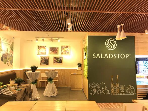 """""""SaladStop!"""" khai trương cửa hàng đầu tiên tại Việt Nam - Ảnh 3."""