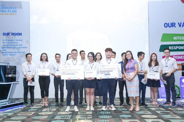 Cuộc thi ý tưởng kinh doanh từ Unilever trở lại với nhiều mới lạ - Ảnh 3.