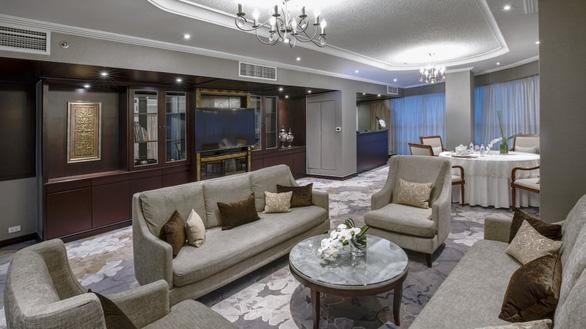 Khách sạn ông Kim Jong Un ở không công khai giá phòng nguyên thủ - Ảnh 4.