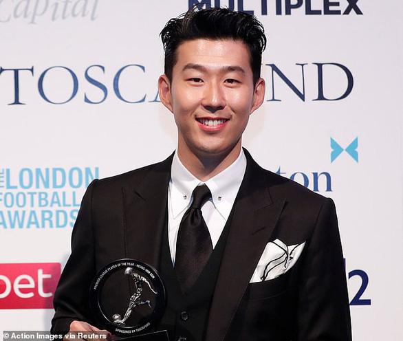 Son Heung Min đoạt giải Cầu thủ Premier League xuất sắc nhất ở London - Ảnh 1.