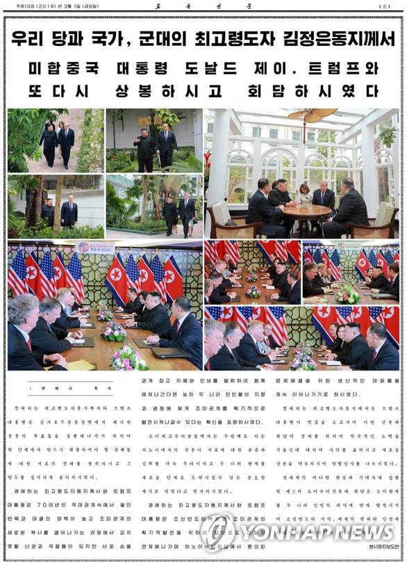 Đọc báo Triều Tiên, thấy sẽ có thượng đỉnh kế tiếp - Ảnh 3.